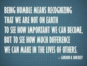 Humility Quote 2