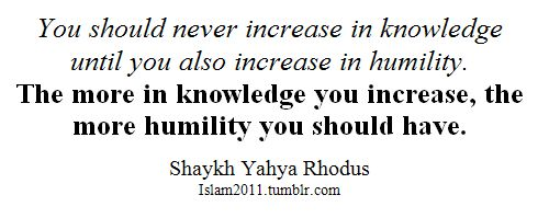 Humility Quote 5