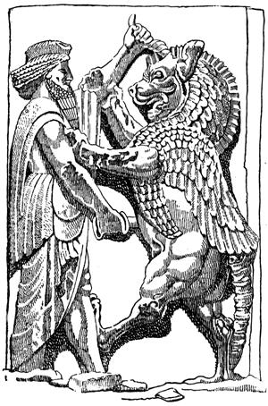 Ormuzd and Ahriman